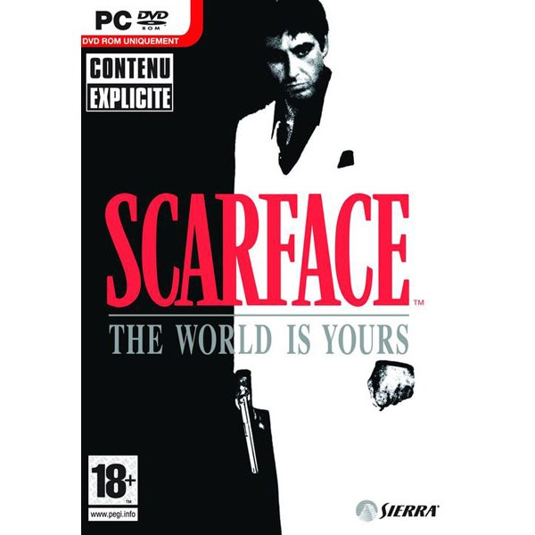 Jeux PC Scarface : The World is Yours Scarface : The World is Yours (PC)