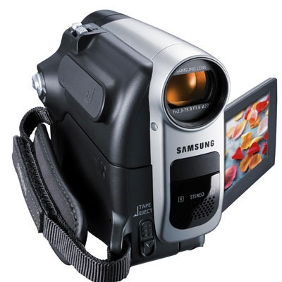 Caméscope numérique Samsung VP-D361 Samsung VP-D361- Caméscope Mini DV