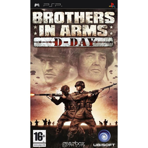 LDLC.com Brothers in Arms : D-Day (PSP) Brothers in Arms : D-Day (PSP)