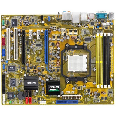Carte mère ASUS M2R32-MVP ASUS M2R32-MVP (AMD 580X CrossFire) - ATX - (garantie 3 ans)