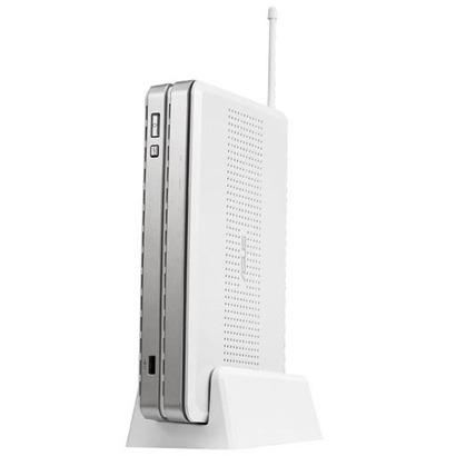 Modem & routeur ASUS WL-700gE ASUS WL-700gE - Routeur Wi-Fi avec disque dur NAS 250 Go