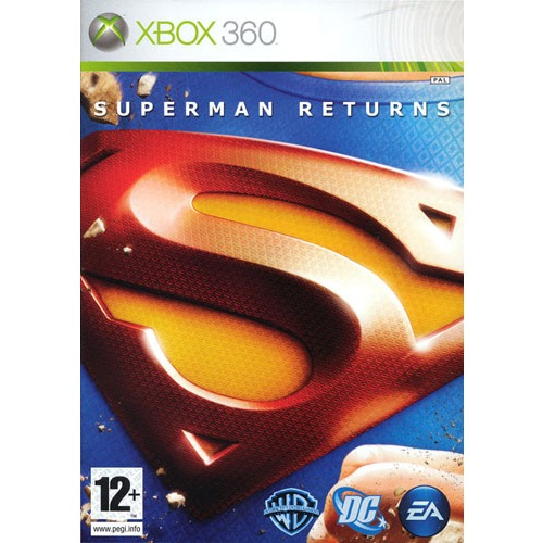 Jeux Xbox 360 Superman Returns Superman Returns (Xbox 360)