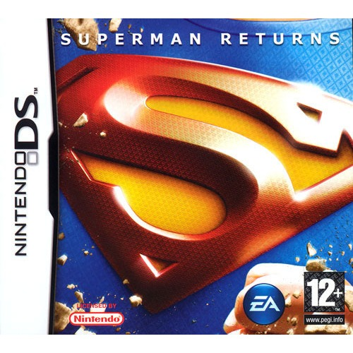 Jeux Nintendo DS Superman Returns Superman Returns (Nintendo DS)