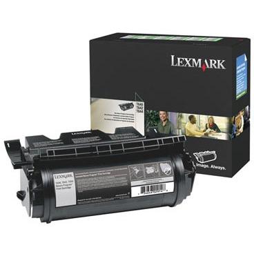 Toner imprimante Lexmark 64016SE Toner LRP Noir Standard (6 000 pages à 5%)