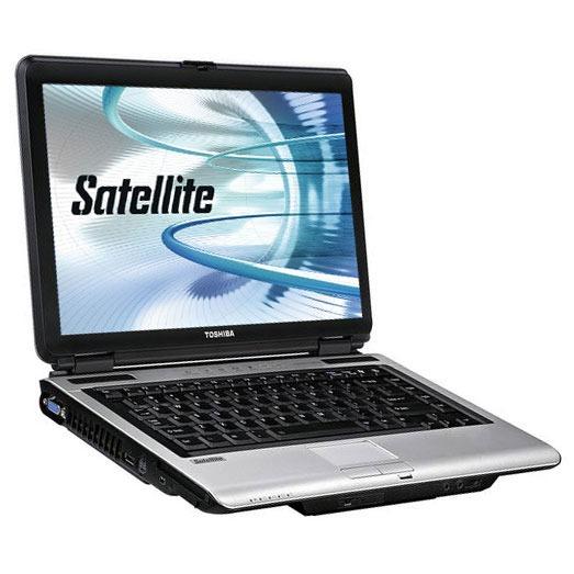 "PC portable Toshiba Satellite M100-126 Toshiba Satellite M100-126 - Intel Core 2 Duo T5500 2 Go 120 Go 14.1"" TFT Graveur DVD Super Multi DL Wi-Fi G/Bluetooth WXPH"