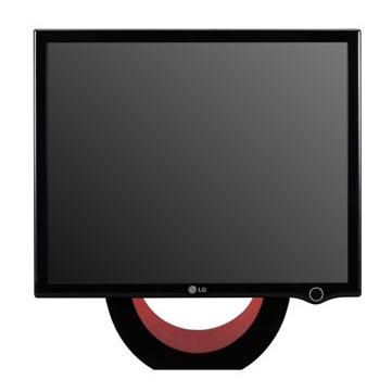 """Ecran PC LG L1900E-BF LG 19"""" LCD - L1900E-BF - 2 ms - Noir"""