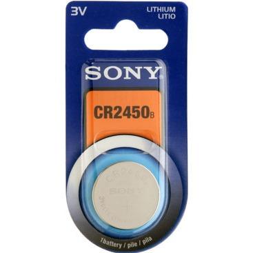 Pile bouton Sony CR2450B1A Sony CR2450B1A - Pile bouton