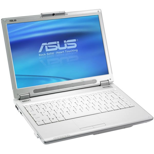 "PC portable ASUS W7J-3P120E ASUS W7J-3P120E - Intel Core 2 Duo T7200 1.5 Go 120 Go 13.3"" TFT Graveur DVD Super Multi DL LightScribe Wi-Fi G/Bluetooth Webcam WVP"