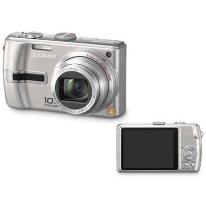 Appareil photo numérique Panasonic Lumix DMC-TZ3EF-S Panasonic Lumix DMC-TZ3EF-S (coloris argent)