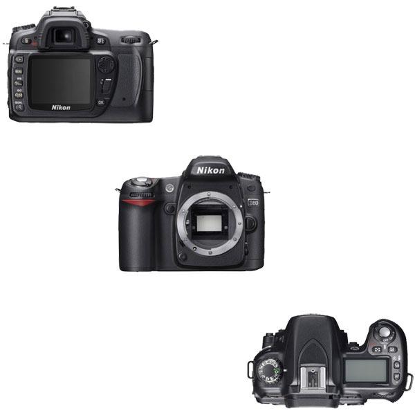 Appareil photo Reflex Nikon D80 Nikon D80 (boîtier nu) - Garantie 2 ans