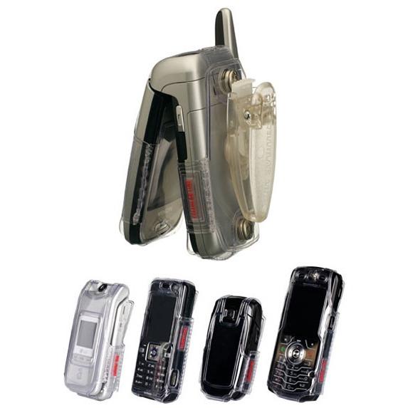 Etui téléphone Cellular Line PATRA SGH-S401 Cellular Line PATRA SGH-S401 - Etui transparent (pour Samsung SGH-S401)