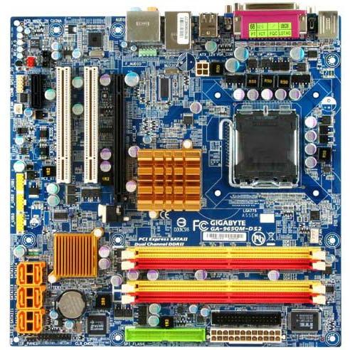 Carte mère Gigabyte GA-965QM-DS2 Gigabyte GA-965QM-DS2 (Intel Q965 Express) - Micro ATX
