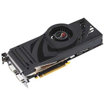Carte graphique ASUS EN8800ULTRA/HTDP/768M ASUS EN8800ULTRA/HTDP/768M - 768 Mo TV-Out/Dual DVI - PCI Express (NVIDIA GeForce 8800 Ultra) - (garantie 3 ans)