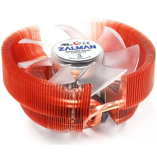 Ventilateur processeur Zalman CNPS8700 LED Zalman CNPS8700 LED (pour socket Intel 775 & AMD AM2+/AM2/940/939/754)