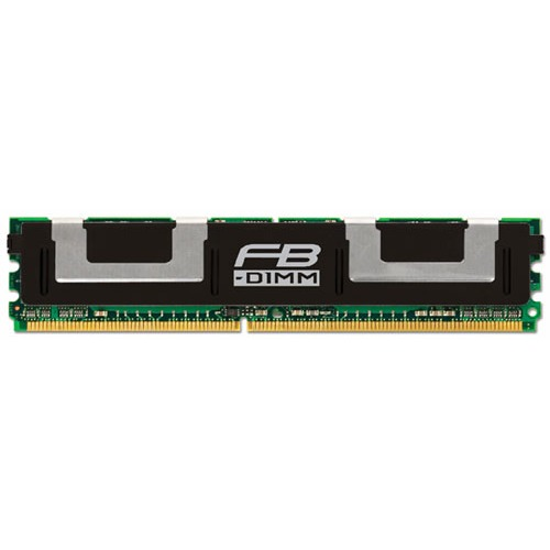 Mémoire PC Kingston KTA-MP667K2/2G Kingston ValueRAM FB-DIMM 2 Go (Kit 2 x 1 Go) DDR2-SDRAM PC5300 - KTA-MP667K2/2G (garantie 10 ans par Kingston)