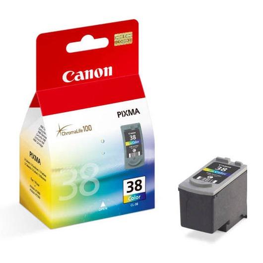 Cartouche imprimante Canon CL-38 Cartouche d'encre couleur