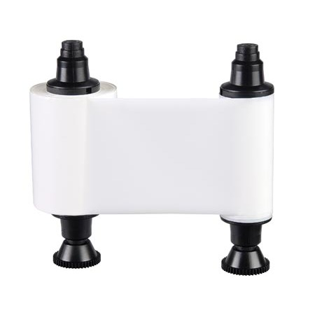 Transfert thermique Evolis R2015 - Ruban monochrome blanc 1000 faces Evolis R2015 - Ruban monochrome blanc 1000 faces