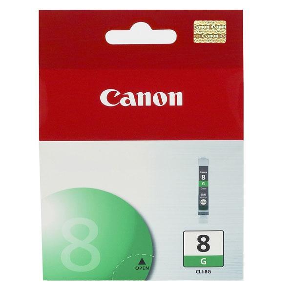 Cartouche imprimante Canon CLI-8G Canon CLI-8G - Vert