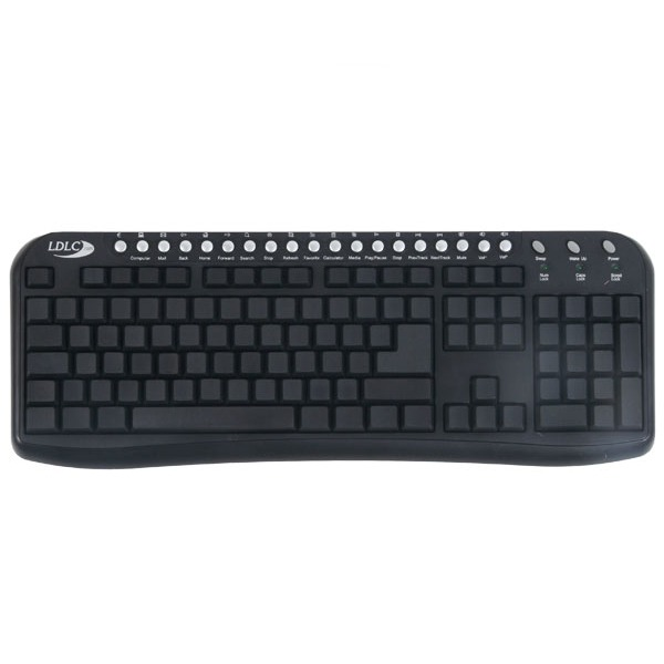 Clavier PC LDLC Clavier Office 2.0 Training LDLC Clavier Office 2.0 Training (International)