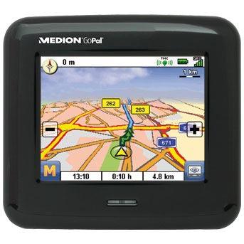 GPS Medion PNA-205 MD96328 Medion PNA-205 (carte France)