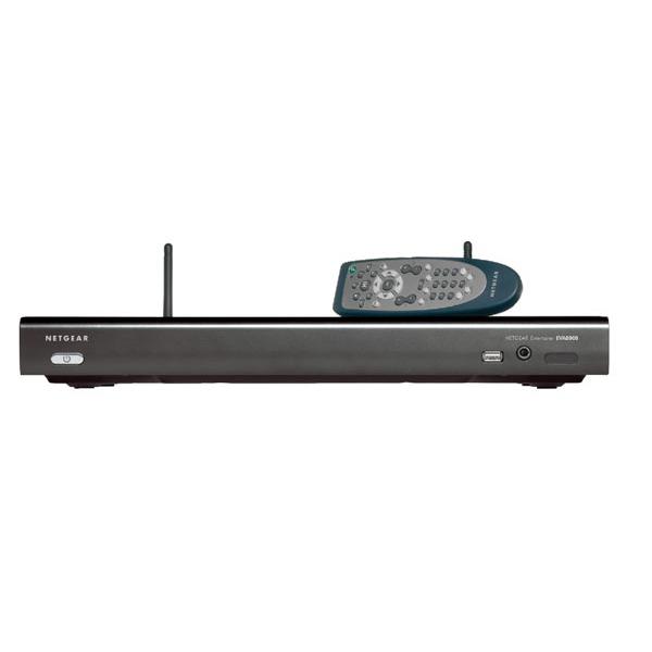 Lecteur multimédia Netgear EVA8000 Netgear EVA8000 - Platine multimédia HDMI Wi-Fi 54 Mbps