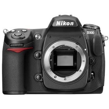 Appareil photo Reflex Nikon D300 Nikon D300 (boîtier nu)