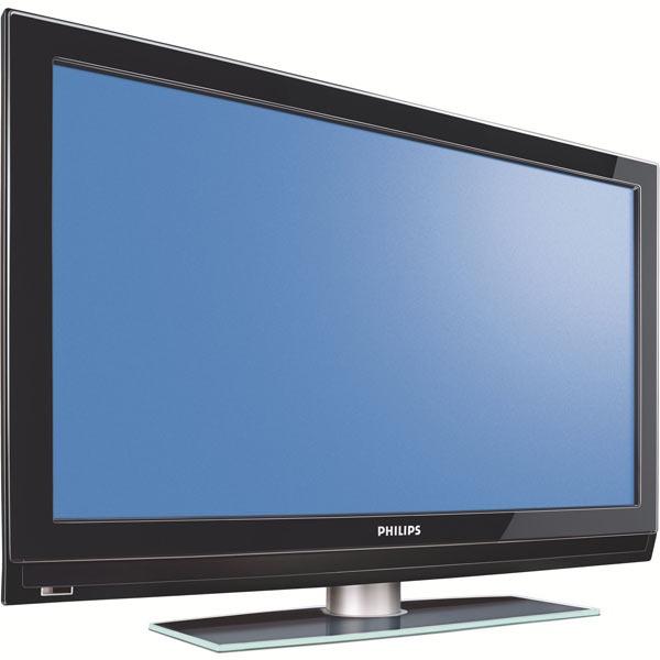 televiseur philips lcd 107 cm. Black Bedroom Furniture Sets. Home Design Ideas