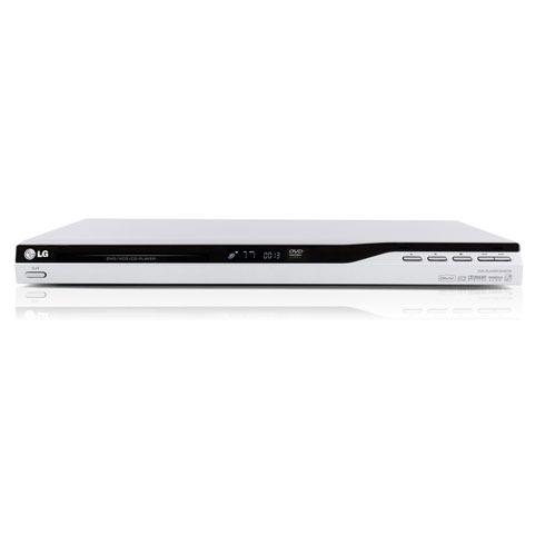 Lecteur DVD LG DVX276 LG DVX276 - Lecteur de DVD DivX