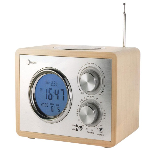 clipsonic ra1006 ra1006 achat vente radio radio r veil sur. Black Bedroom Furniture Sets. Home Design Ideas