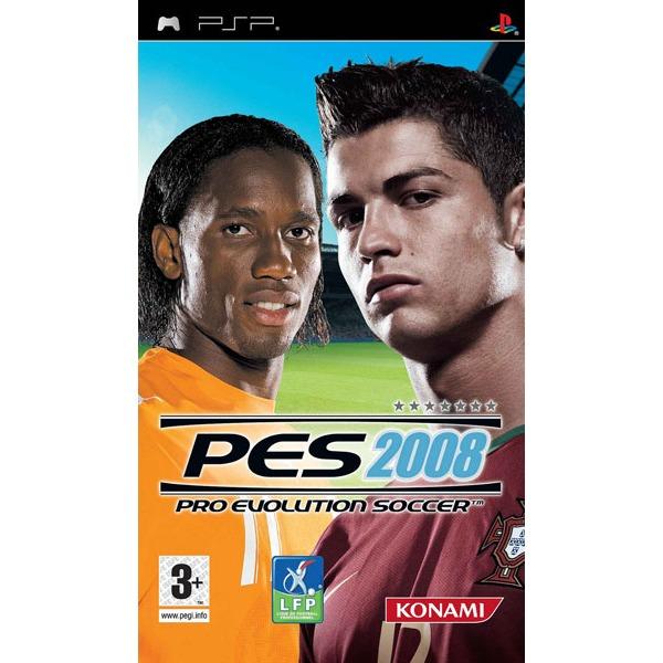 LDLC.com Pro Evolution Soccer 2008 (PSP) Pro Evolution Soccer 2008 (PSP)