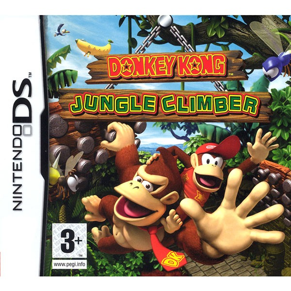Jeux Nintendo DS Donkey Kong : Jungle Climber (Nintendo DS) Donkey Kong : Jungle Climber (Nintendo DS)