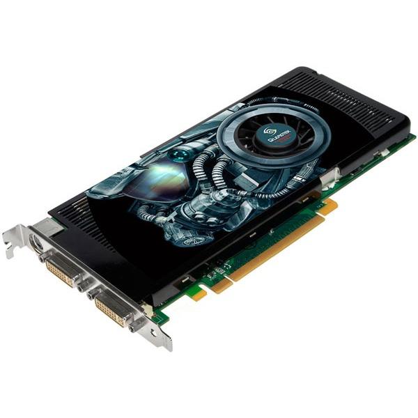 Carte graphique Leadtek WinFast PX8800 GT Leadtek WinFast PX8800 GT - 512 Mo TV-Out/Dual DVI - PCI Express (NVIDIA GeForce 8800 GT)