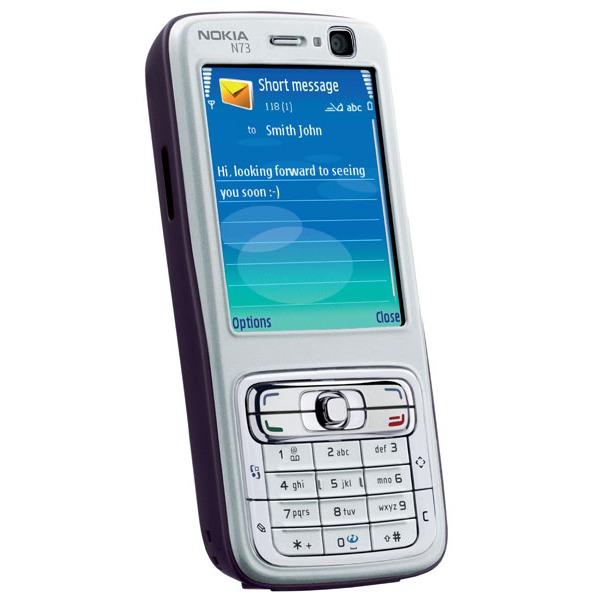 Mobile & smartphone Nokia N73 PLUM Nokia N73 (coloris violet)