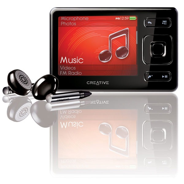 Lecteur MP3 & iPod Creative ZEN 4 Go Creative ZEN - 4 Go (USB 2.0)