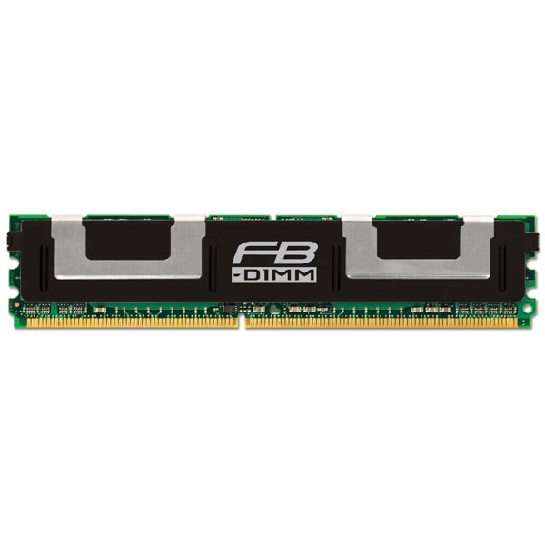 Mémoire PC Kingston KVR533D2S8F4/512I Kingston ValueRAM 512 Mo DDR2-SDRAM PC4200 CL4 ECC Fully Buffered - KVR533D2S8F4/512I (garantie 10 ans par Kingston)