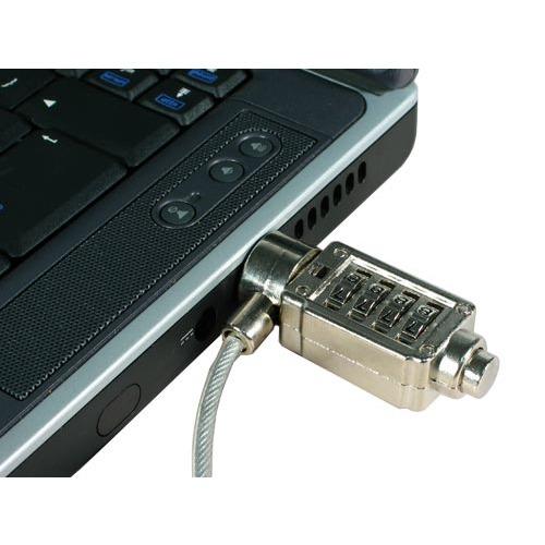 Accessoires PC portable LDLC Antivol pour portable à code 4 chiffres LDLC Antivol pour portable à code 4 chiffres