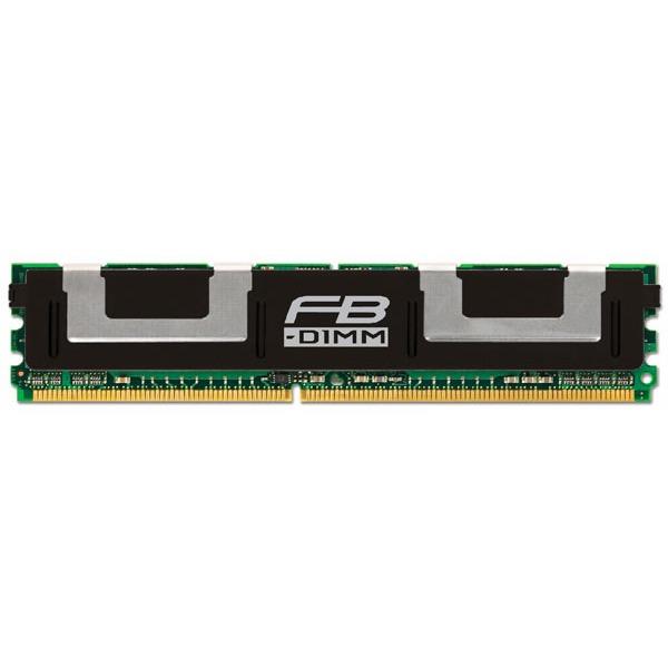 Mémoire PC Kingston KVR800D2D8F5/1G Kingston ValueRAM 1 Go DDR2-SDRAM PC6400 ECC Fully Buffered CL5 - KVR800D2D8F5/1G (garantie 10 ans par Kingston)