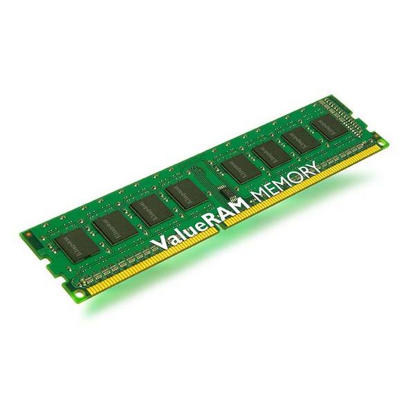 Mémoire PC Kingston KVR800D2D8P5/1G Kingston ValueRAM 1 Go DDR2-SDRAM PC6400 ECC Registered CL5 - KVR800D2D8P5/1G (garantie 10 ans par Kingston)