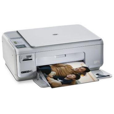 Imprimante multifonction HP Photosmart C4380 HP Photosmart C4380 (USB 2.0/Wi-Fi)