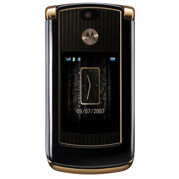 Mobile & smartphone Motorola RAZR² V8 Luxury Edition Motorola RAZR² V8 Luxury Edition (coloris or)
