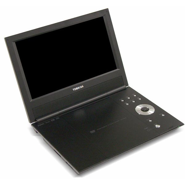 toshiba sd p100dt sd p100dte achat vente lecteur dvd portable sur. Black Bedroom Furniture Sets. Home Design Ideas