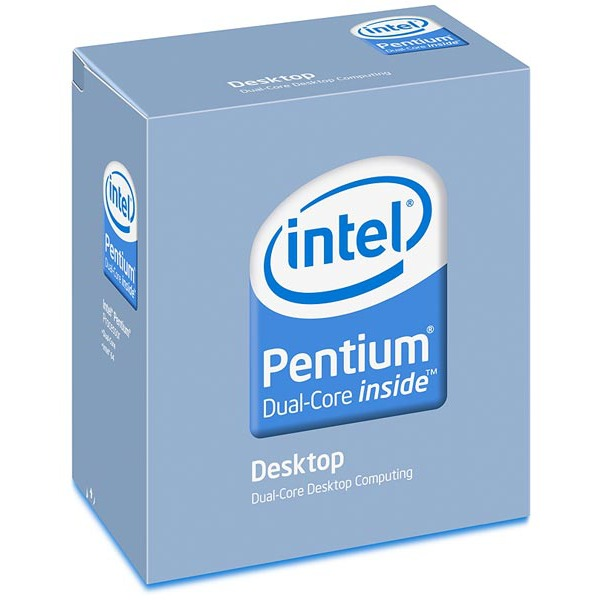Processeur Intel Pentium Dual-Core E2200 Intel Pentium Dual-Core E2200 - Socket 775 FSB800 cache L2 1 Mo 0.065 micron (version boîte - garantie Intel 3 ans)