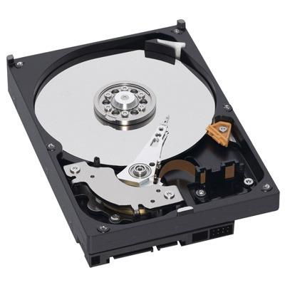 """Disque dur interne Western Digital Caviar Blue 500 Go SATA 3Gb/s Disque dur 3.5"""" 500 Go 7200 RPM 16 Mo Serial ATA II - WD5000AAKS (bulk)"""
