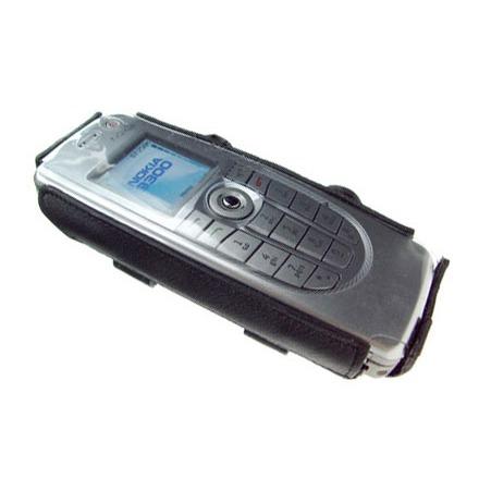 Etui téléphone Krusell Etui Dynamic noir (pour Nokia 9300) Krusell Etui Dynamic noir (pour Nokia 9300)