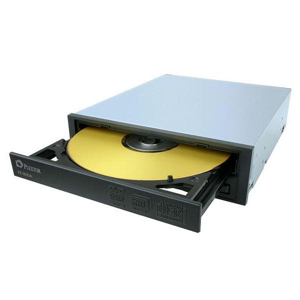 Lecteur graveur Plextor PX-800A Plextor PX-800A - DVD(+/-)RW/RAM 18/8/18/6/12x DL(+/-) 8/8x CD-RW 48/32/48x IDE - Noir (bulk)