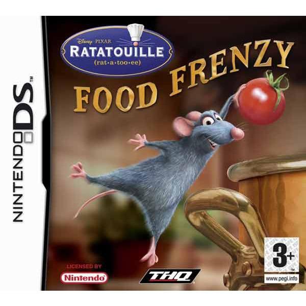 Jeux Nintendo DS Ratatouille : Cuisine En Délire  Ratatouille : Cuisine En Délire (Nintendo DS)