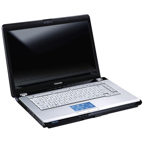 "PC portable Toshiba Satellite A210-1BH Toshiba Satellite A210-1BH - AMD Turion 64 X2 TL-58 2 Go 250 Go 15.4"" Graveur DVD Super Multi DL Wi-Fi G Webcam WVFP"