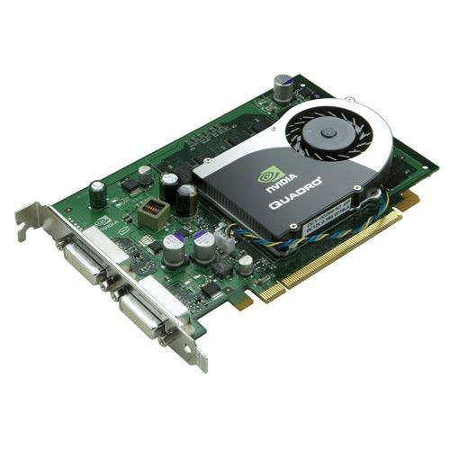 Carte graphique pro PNY Quadro FX 370 PNY Quadro FX 370 - 256 Mo Dual DVI - PCI Express (NVIDIA Quadro FX 370)