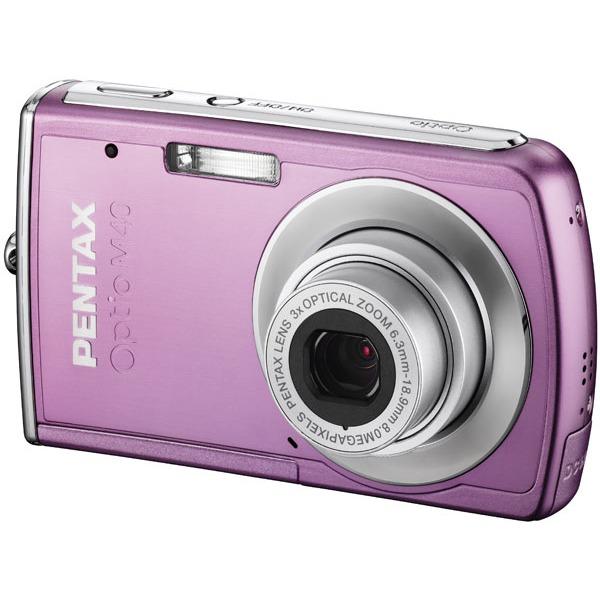 Appareil photo numérique Pentax Optio M40 Pentax Optio M40 (coloris purple)