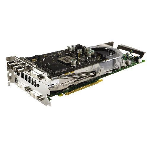 Carte graphique pro PNY Quadro FX 5600 SDI PNY Quadro FX 5600 SDI - 1536 Mo Dual DVI/SDI - PCI Express (NVIDIA Quadro FX 5600)